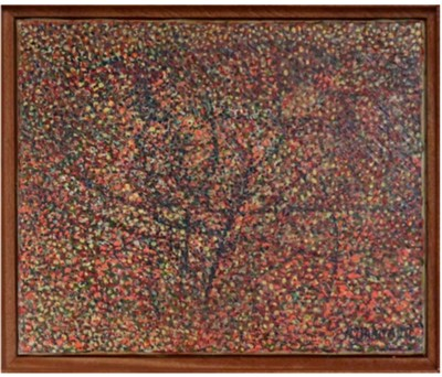 Henri Darnaud, Pointillisme Orange