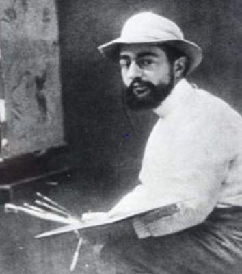 Paul Gauguin peintre