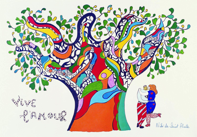 Retrospective Niki De Saint Phalle Almanart