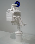 Jeff Koons, Gazing-ball