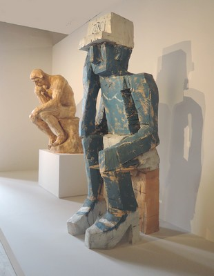 Baselitz-Georg sculpteur art contemporain