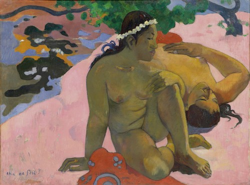 peintre Paul Gauguin
