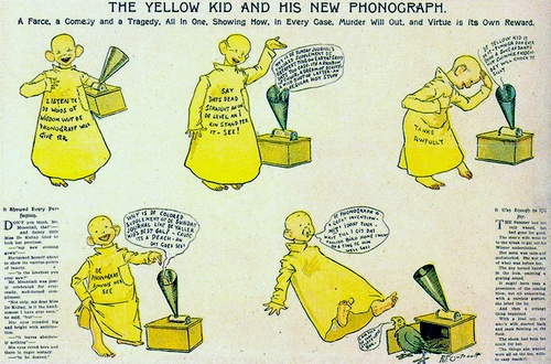 Richard Outcault Yellow kid