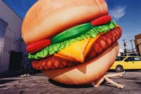 David LaChapelle ou David La Chapelle Death by Hamburger