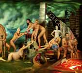 David LaChapelle ou David La Chapelle Art in Heaven