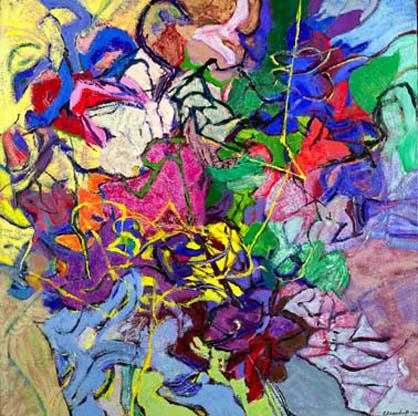 Comprendre l 39 art abstrait almanart for Artiste art abstrait