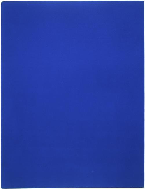 La Couleur Bleue - Almanart