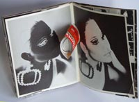 Andy Warhol livre pop-up