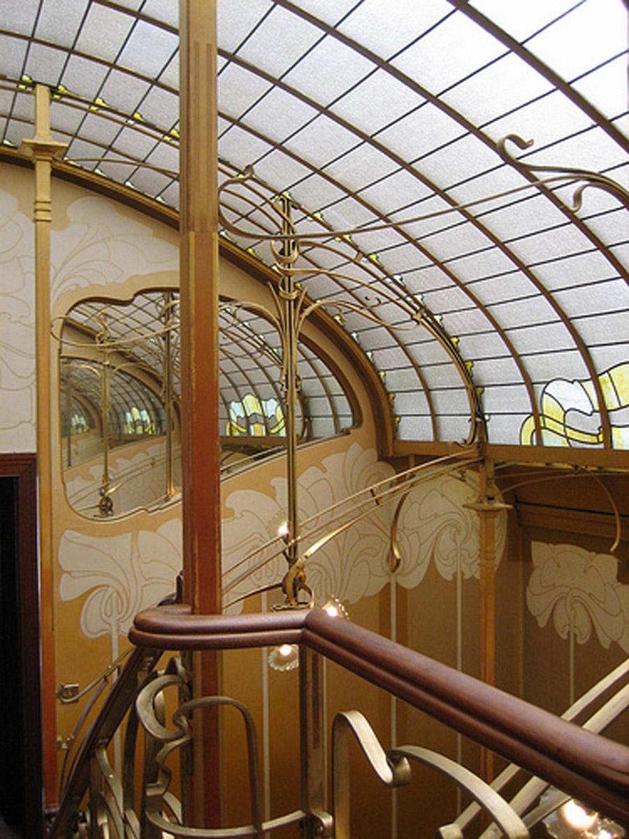 Art nouveau art 1900 modern style almanart - Art nouveau architecture de barcelone revisitee ...