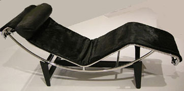 Charlotte Perriand et Le Corbusier stair chaise