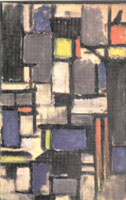 Van Doesburg Composition