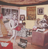 Richard Hamilton What is it makes todays home is so different Appeal