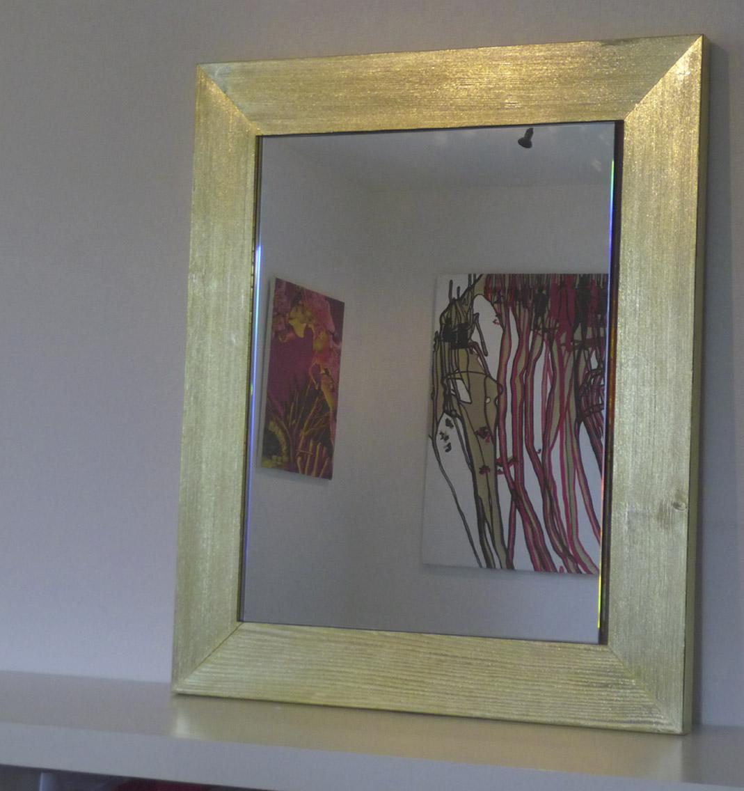 Miroir starck caadre fiam italia miroir idees fr for Miroir caadre philippe starck