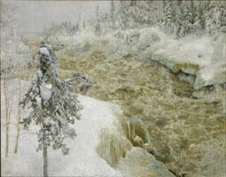 Axel Gallen Akseli Gallen-Kallela Imatra