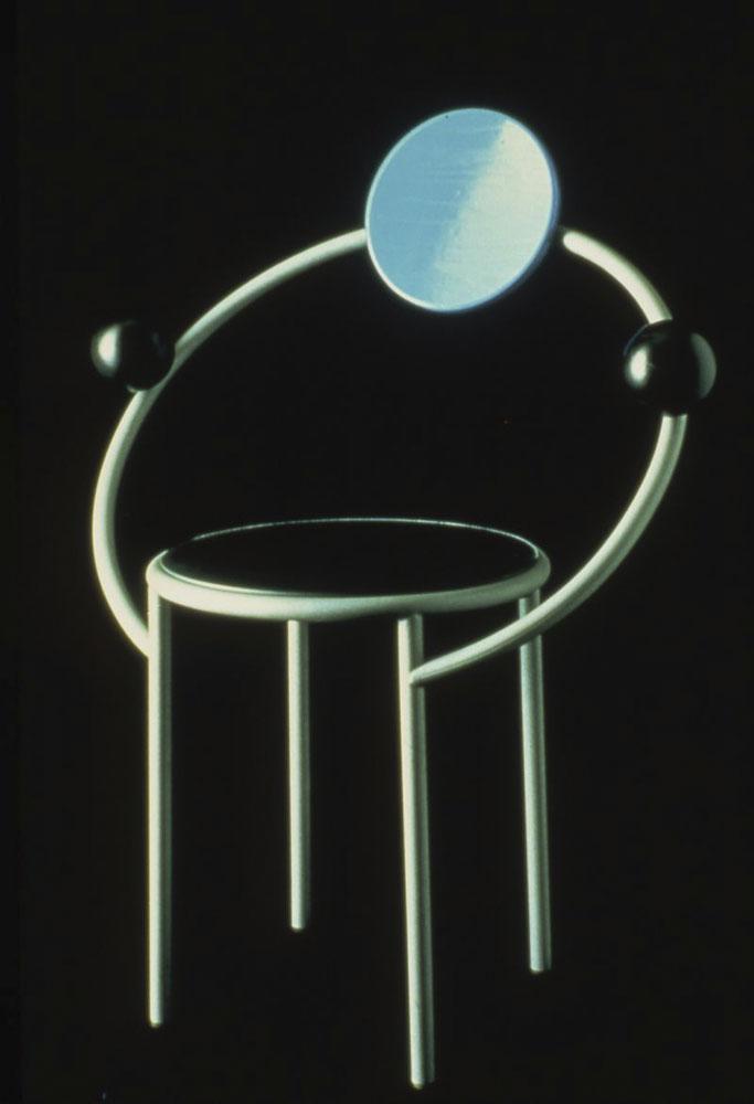Le design des ann es 80 almanart for Designer de chaise celebre