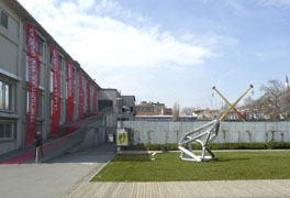 Istanbul Istanboul Modern Museum