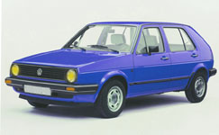 Volkswagen Golf2 1983