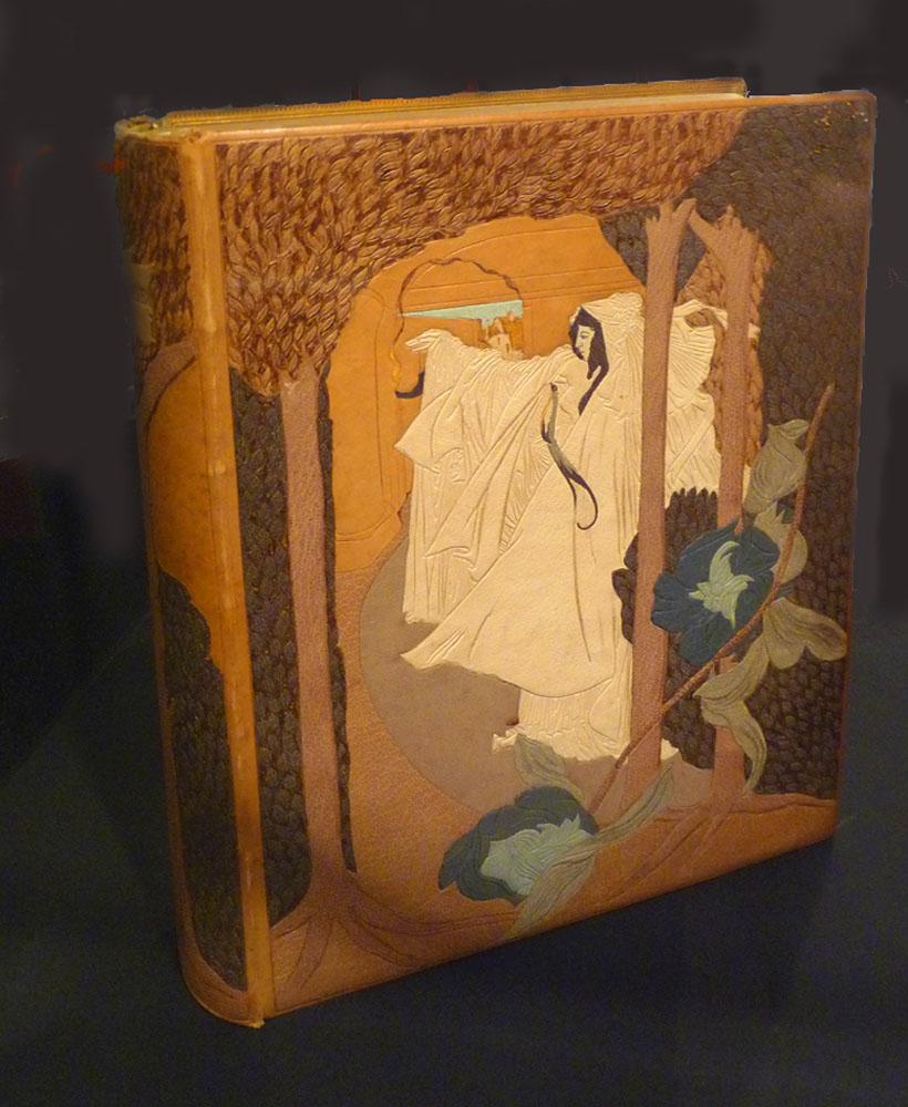 De l 39 enluminure au livre d 39 artiste almanart for Arts and crafts style prints