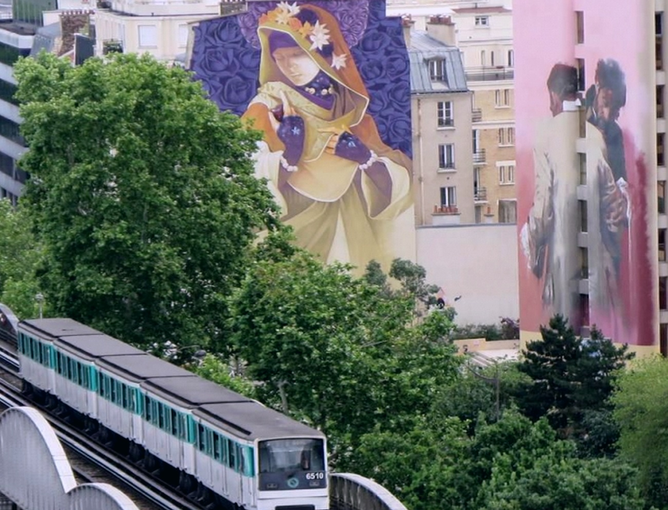 street art paris 13