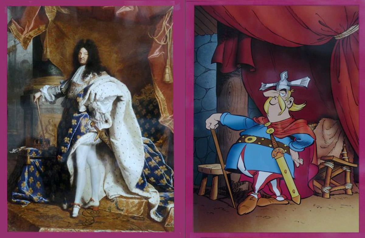 Pastiches, detournements, plagia de vos personnages préférés ! - Page 3 Rigaud-goscinny